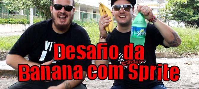 【実験】『バナナを食べた後にスプライトを飲むと絶対に吐く』というのは本当か?(動画)