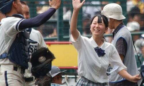 甲子園のために2万個のおにぎりを握った!!【美女子マネージャー】の熱い想いと驚きの結果!!