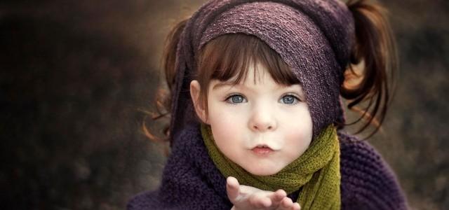 """""""片腕""""をなくした少女・・・母親が撮った幻想的な写真に、胸をうたれる。"""