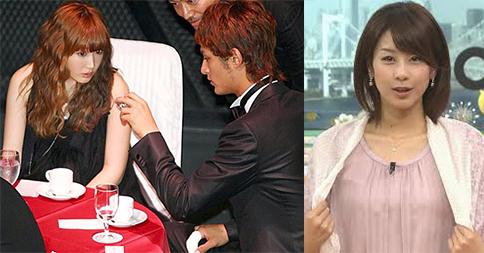 【モテ♡モテ】紗栄子がダルビッシュと再婚か!?加藤綾子が大ピンチ!