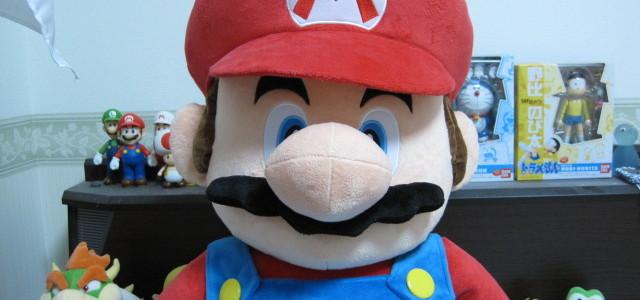 【悲劇】マリオの帽子をとったら!?!?