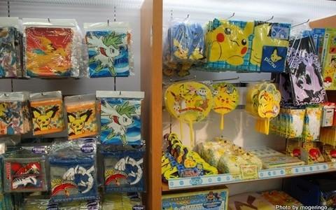 【違法です】ディズニーやポケモンのグッズを勝手に作って販売!!