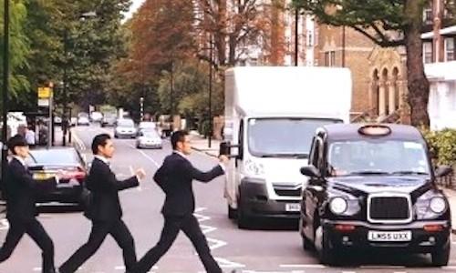 今回もスゴい! 須藤元気率いるWORLD ORDERの新曲MVが公開される♡