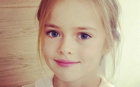 8歳の小学生にして恐ろしいほどの美貌! 世界一の美少女ロシア人「クリスティーナ・ピメノヴァ」が大人すぎる!!