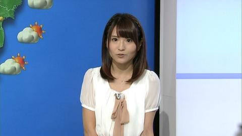 【不倫騒動】NHKお天気キャスター岡村真美子さんに四股疑惑が浮上……