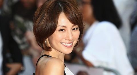 【速報】米倉涼子が電撃結婚!お相手は2歳年下の会社経営の男性