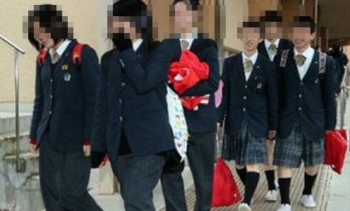 男女が制服を交換し1日生活するイベントが日本各地で大人気!?