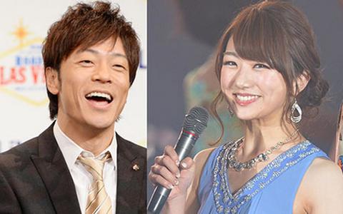陣内智則がフジテレビのミオパンこと松村未央アナと6月に結婚へ