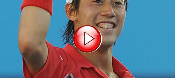 錦織圭が女子テニス選手のケツを触り国際問題に発展…