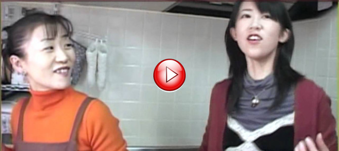美人女子アナのハプニング映像!美味しすぎて換気扇破壊!?