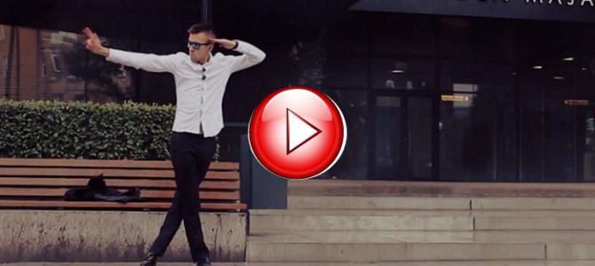 ダンス初心者の男性を2年間撮影し続けた成長過程タイムラプス動画が素晴らしい!
