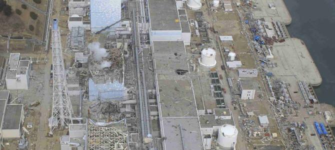 福島の放射性廃棄物施設をドローンで撮影!予想以上の量!!