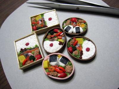 ミニチュア 弁当♡