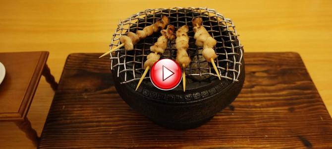 食べれるミニチュア焼き鳥♡