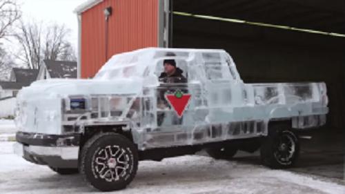 カナダのホームセンターが作ったトラックが凄い!!