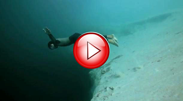 guillaume-nery-base-jumping-video-at-deans-blue-hole