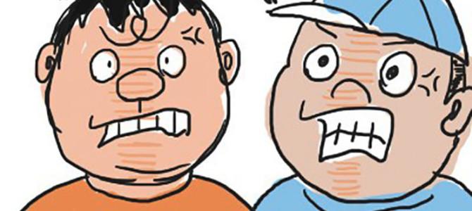 【徹底比較】ジャイアンとブタゴリラのどちらが凶悪か調査した結果
