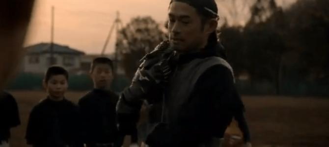 イチローが少年野球の練習に突然現れた!