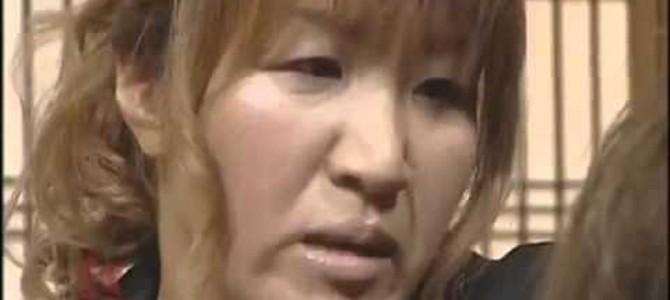 「女は金でしょ」と発言したホストに元女子プロレスラー北斗晶がブチ切れ!正論だと絶賛される!!