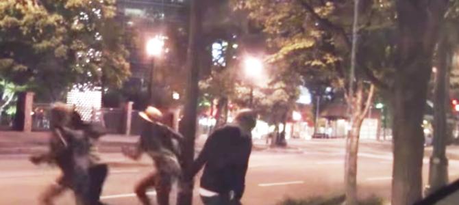 路上でおじいちゃんが突然キレッキレのマイケルダンスを踊った結果!?