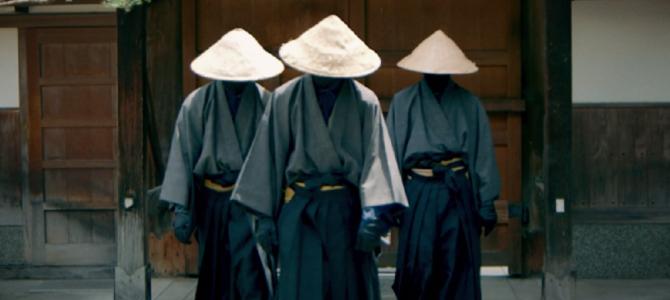 超クール!和室で着物姿で行われるキレッキレのダンスパフォーマンスがかっこ良すぎ!