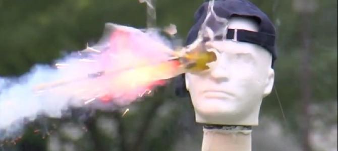 アメリカの花火の安全啓蒙映像がシュールすぎる