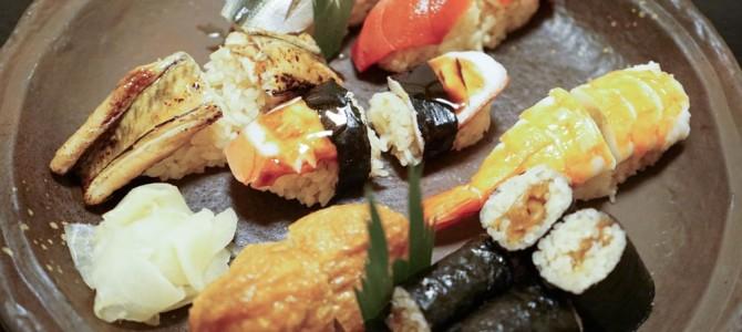 再現クオリティ高い!本当に食べられるミニチュア寿司!