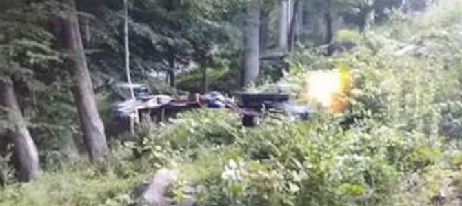 アメリカの18歳の学生がドローンに銃を付けて発砲する動画をアップし、大問題に!