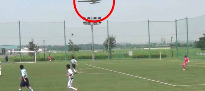調布の飛行機事故で、墜落直前の映像が撮影されていた。映像では上空を通り過ぎた直後「ドーン」という落下音が!!