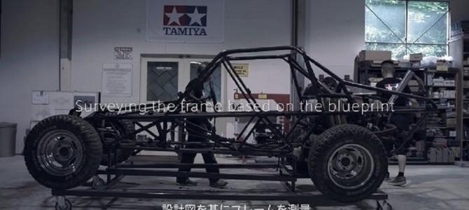 ミニ四駆の実車化プロジェクト始動!タミヤがついに本気を出した!