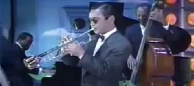 タモリが見せた本気のトランペット演奏が凄い!ジャズの大御所「モダン・ジャズ・カルテット」とセッション!