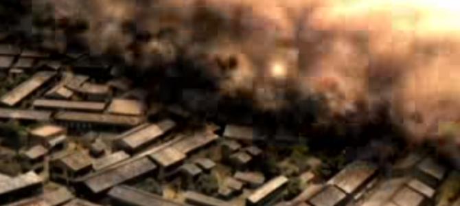 広島原爆投下「その時」何が起きた?!BBCによる再現映像。決して風化させてはいけない記憶