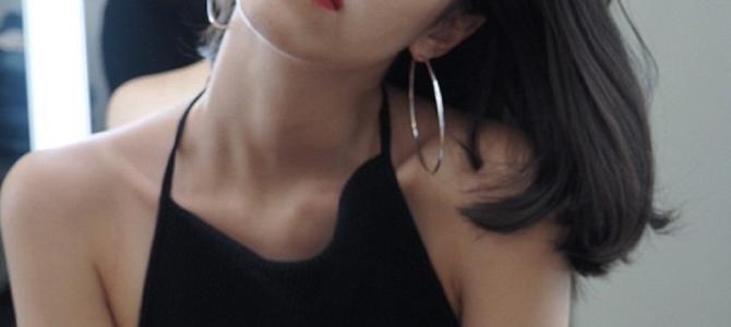 水原希子ちゃんの勝負パーツはアソコだった♡彼女のドレススタイルの共通点とは?