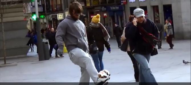 世界一のサッカー選手が送る、サプライズが素敵すぎる!