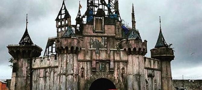 廃墟感がたまらない!悪夢のテーマパーク「ディズマランド」がオープン!