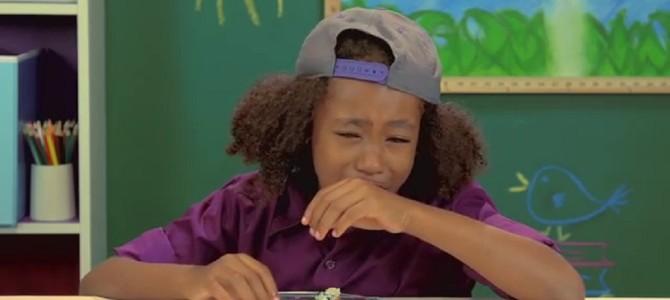 「何これ、魚の目!?」米の子供達にカリフォルニア巻き以外の寿司を試食してもらったら?