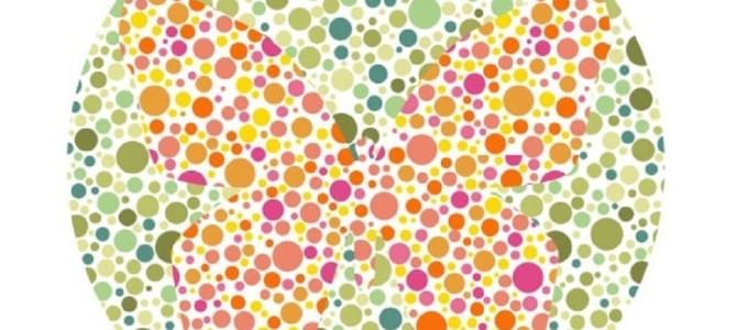 日本人男性の20人に1人の割合で発生する『色覚異常』。アナタは大丈夫?