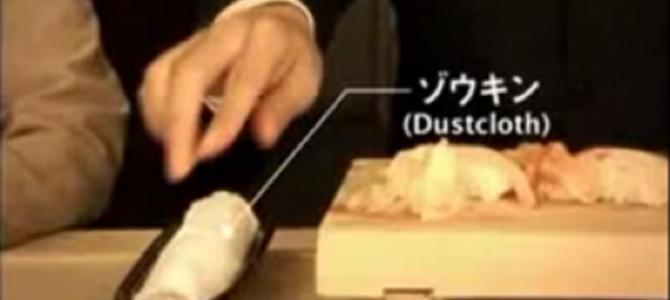 外国人向け「正しい寿司の食べ方」がとにかくクレイジー