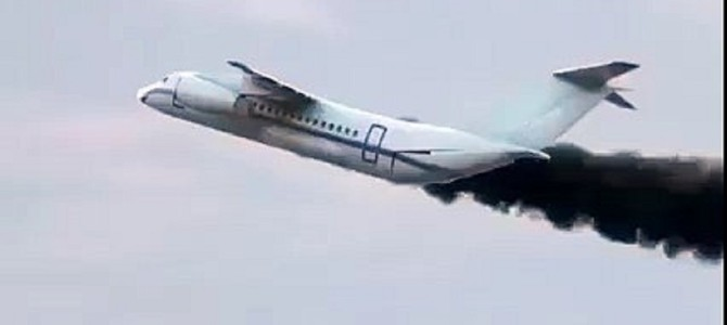 飛行機が墜落しそうになっても乗客は全員助かるアイディアが斬新!