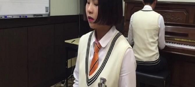 3日で300万再生!韓国の女子高生がカバーしたアデルの新曲『Hello』が鳥肌モノ!