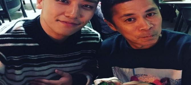OKABANGとしてライブ出没?岡村&スンリの写真にBIGBANGファンが憶測
