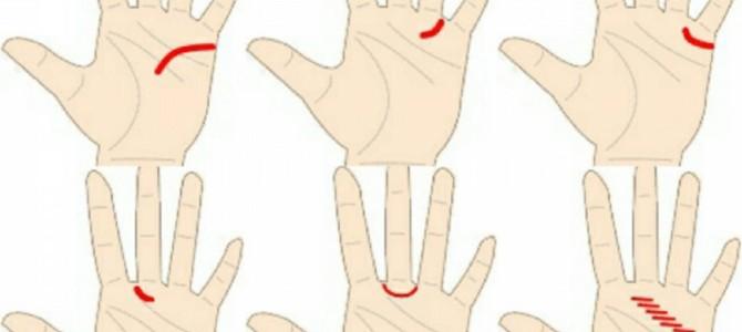 あなたの手のひらにはある??1つあるだけでも超凄くて珍しい『手相』