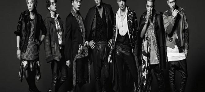 待望のリリース!三代目 J Soul Brothersの最新アルバム「THE JSB LEGACY」をチェック!