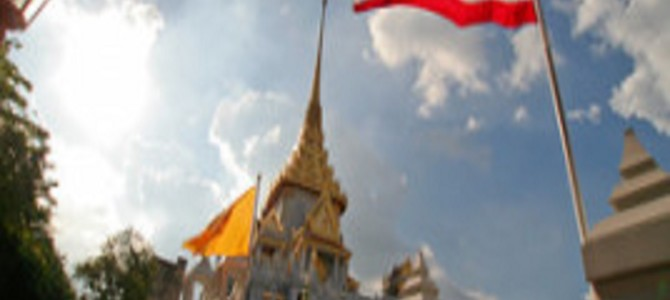 タイの徴兵検査…美女も参加をする会場の様子