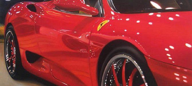 イタリアの高級車『フェラーリ』に隠された驚愕の秘密。アナタはわかりますか?