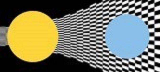 左と右、どちらの円が大きく見えますか?