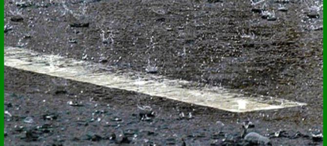 九州豪雨、車に乗ったおじいちゃんが