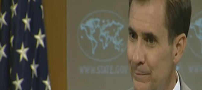 """アメリカ政府の記者会見中に""""ポケモンGO""""をプレイしていたレポーター、報道官にバレる。"""