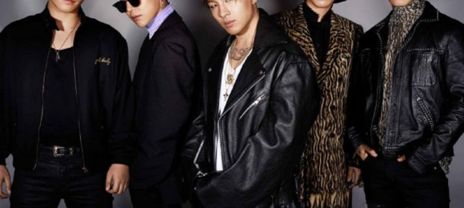 BIGBANG「世界で最も稼ぐ有名人100人」に初のランクイン!