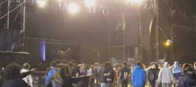 パラグアイやばい… メガデスのライブで観客が暴徒化!